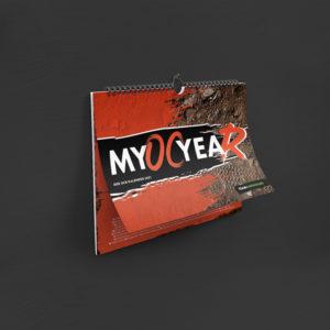 myOCyeaR Hindernislauf Kalender 2021