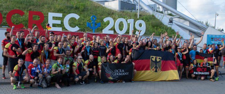 OCREC 2019 in Polen: Bis die Hände bluten und noch viel weiter