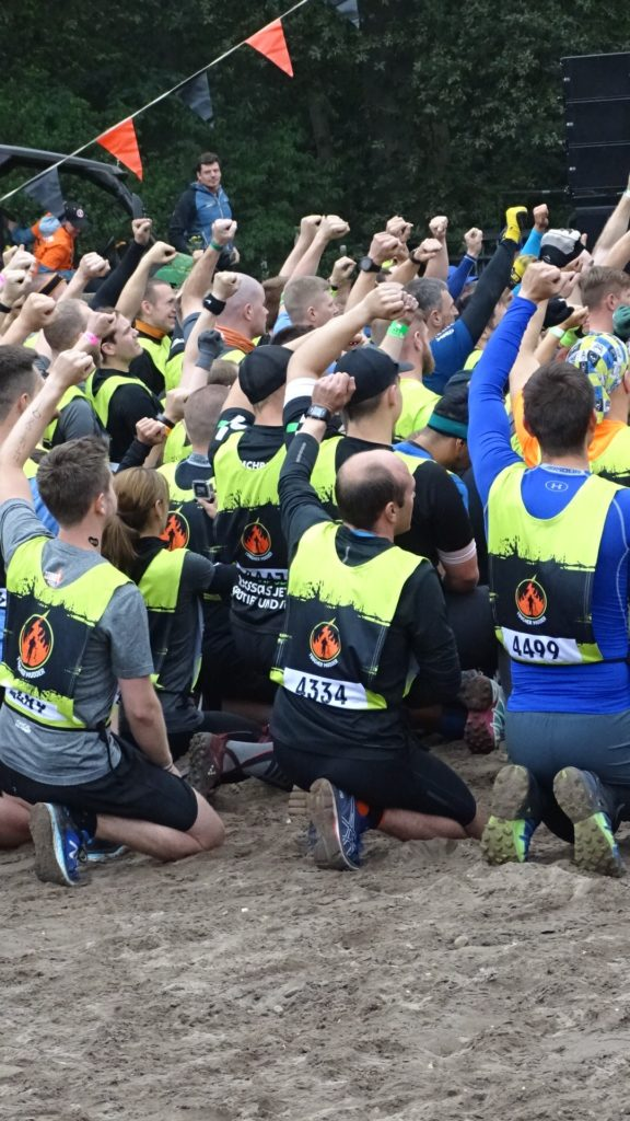Start Tough Mudder Nord 2019