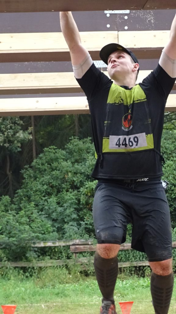 Just the Tip, The Gauntlet, Tough Mudder Hindernis 2019