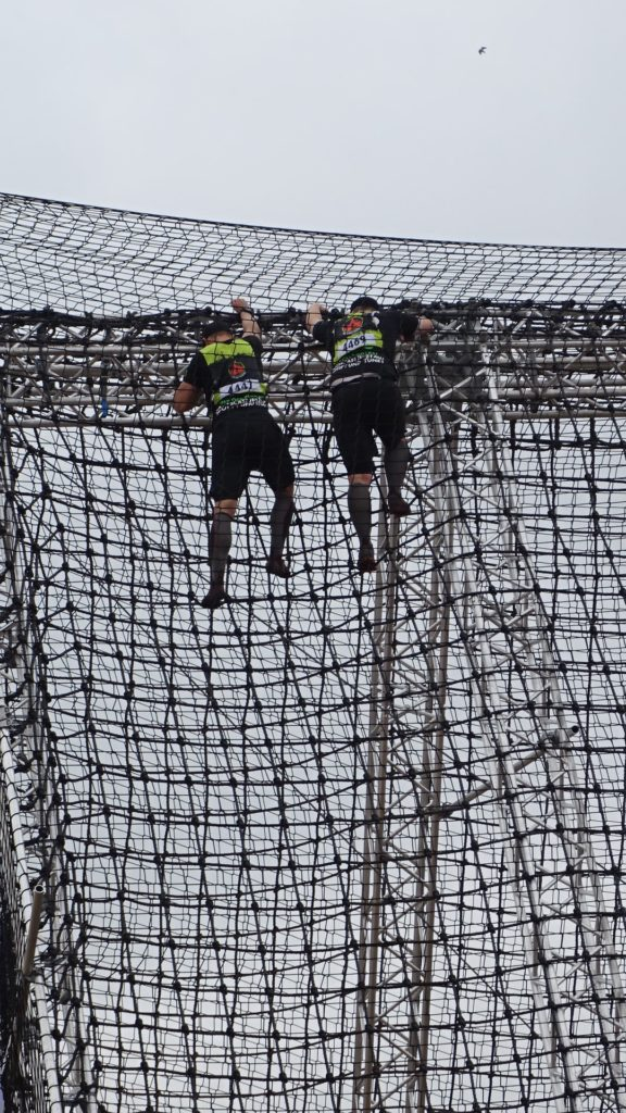 Mudderhorn Tough Mudder Hindernis 2019