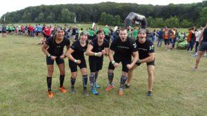 Xletix Challenge Mitten in Deutschland teamfoto