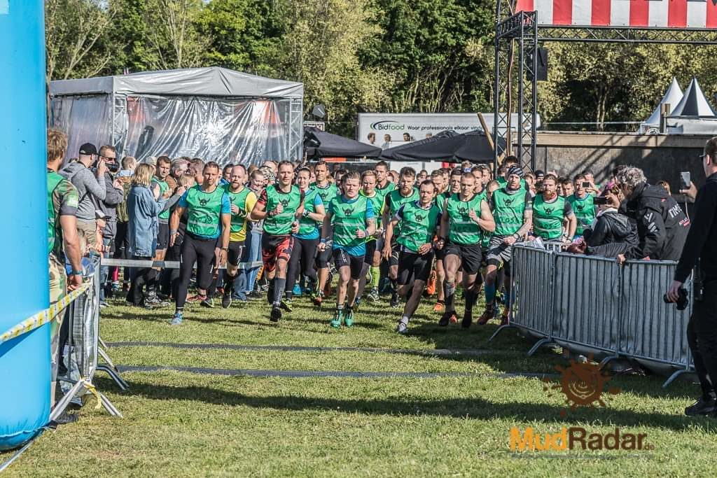 Start Iron Viking OCR Series Amsterdam 2019, Foto: mudradar.de