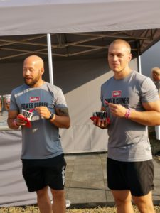 Tough Mudder Berlin Brandenburg Power corner vor dem Start