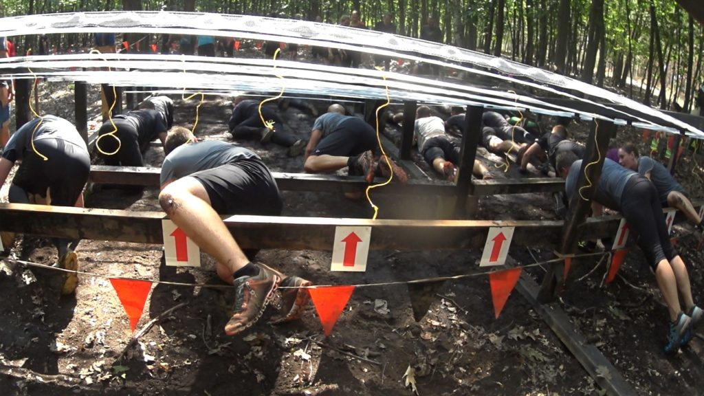 Tough Mudder Berlin Brandenburg Entrapment