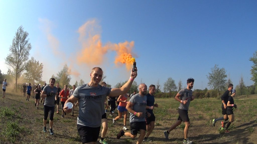 Tough Mudder Berlin Brandenburg Start
