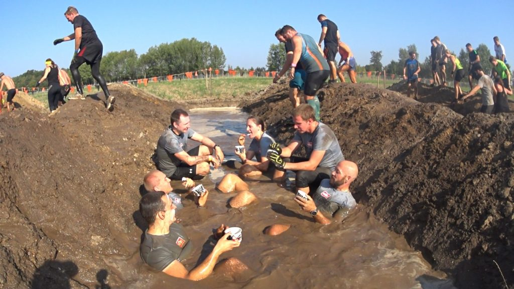 Mud Mile mit Power Corner