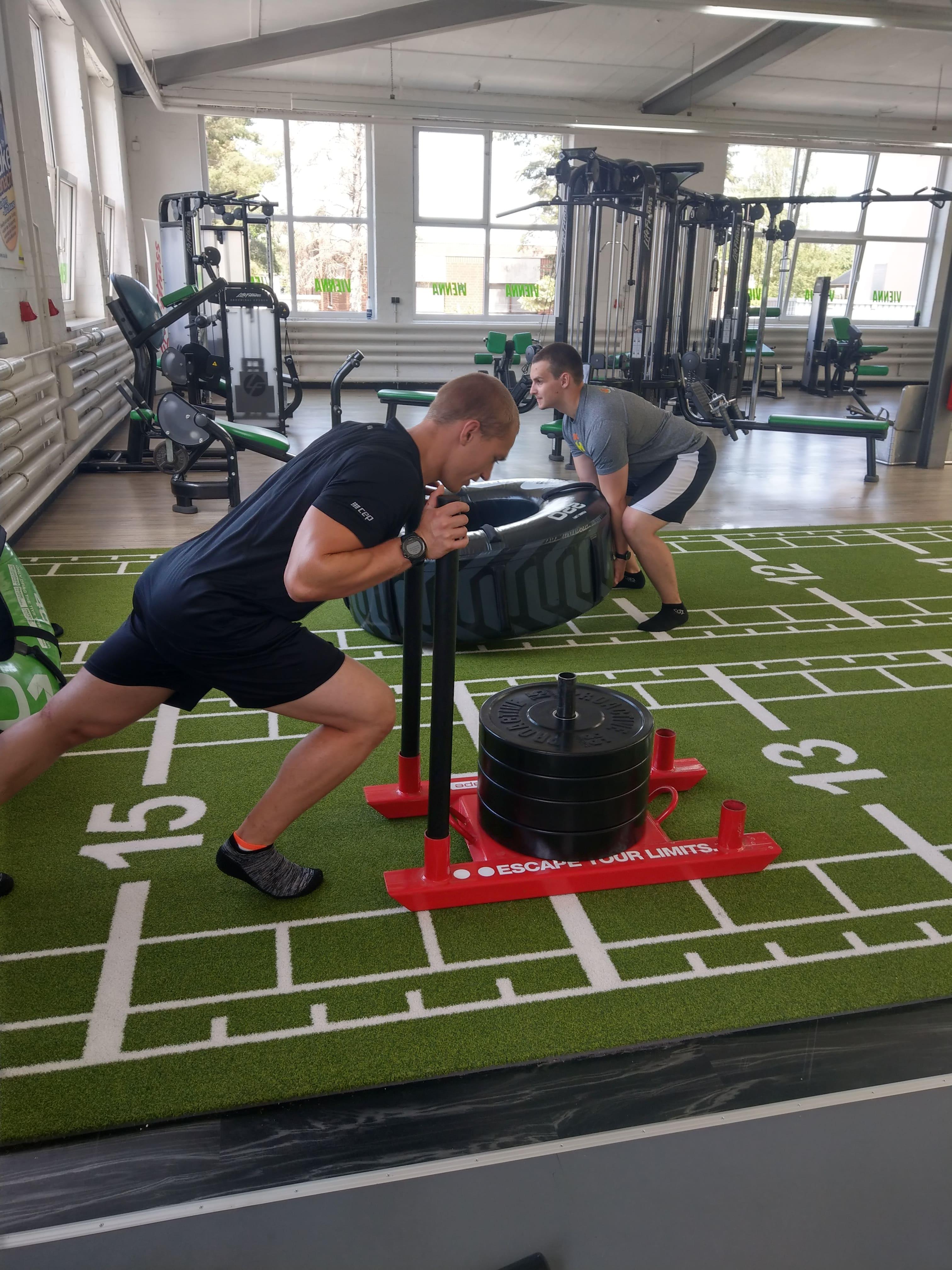 OCR Training – Functional Fitness für erfolgreiche Hindernisläufe