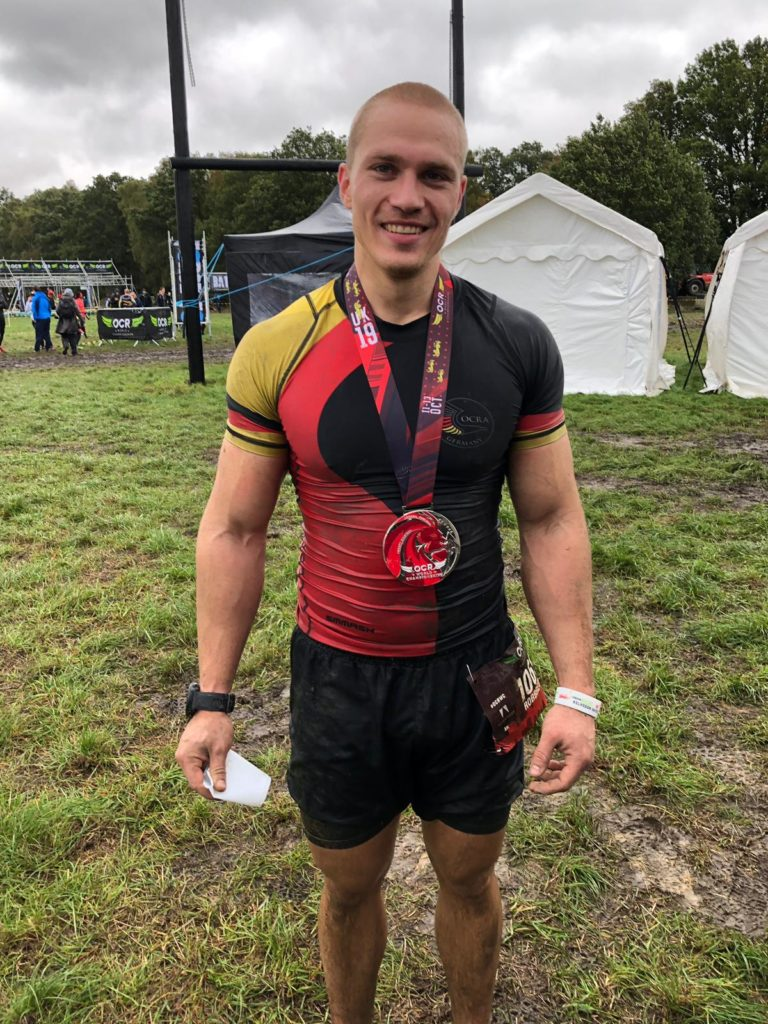 Finish OCRWC 2019