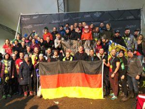 Team Deutschland OCRWC Weltmeisterschaft OCR 2019 London