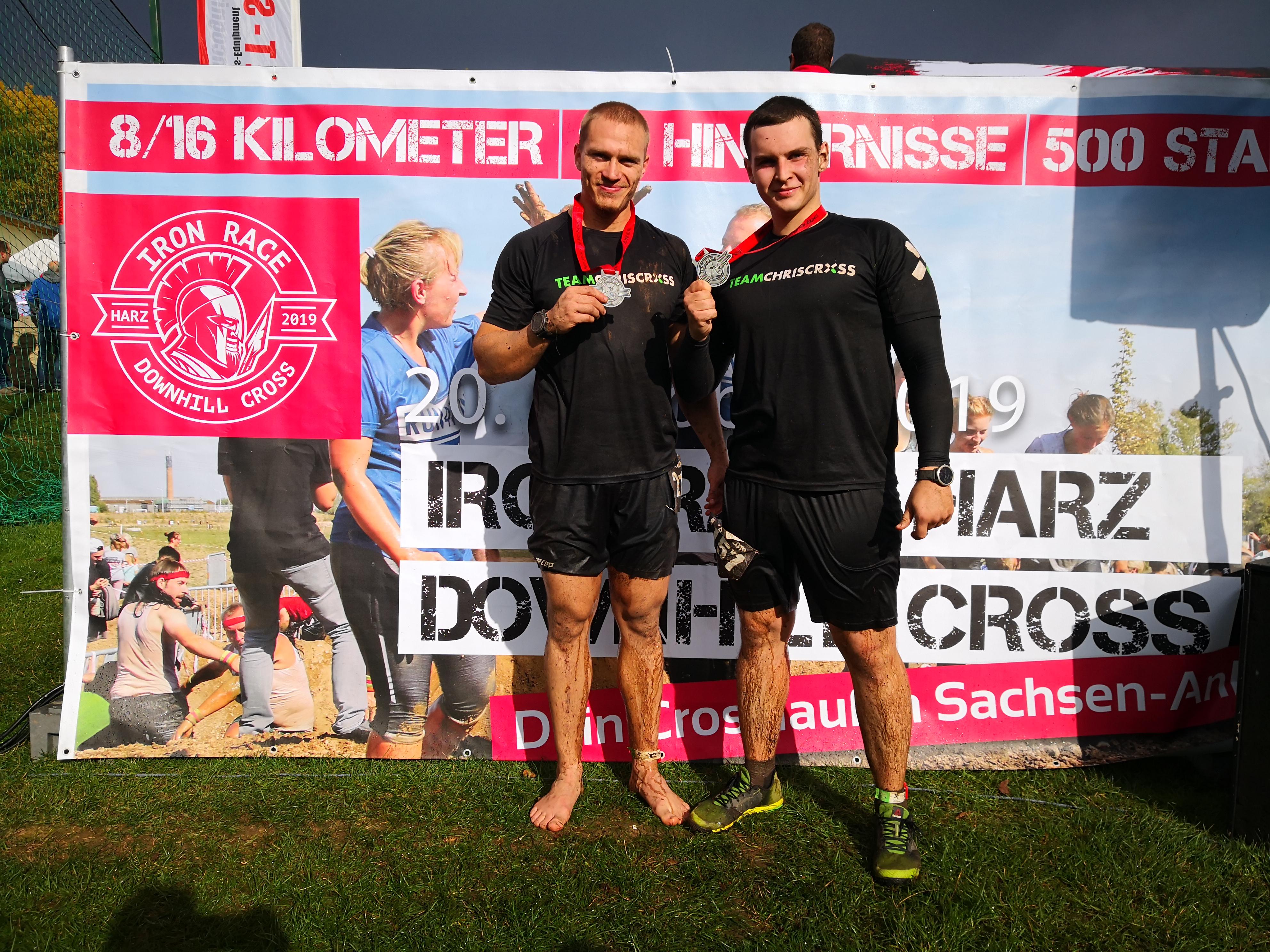 1. Iron Race Harz – Downhill Cross