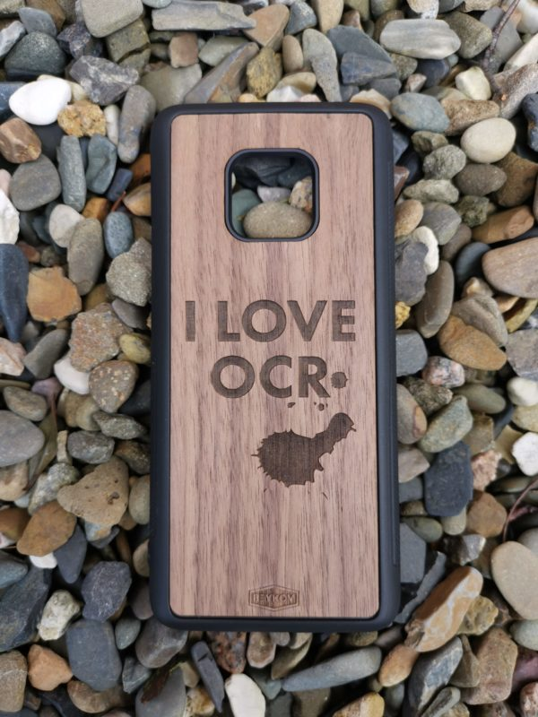 I Love OCR Handyhülle Mate 20 Pro