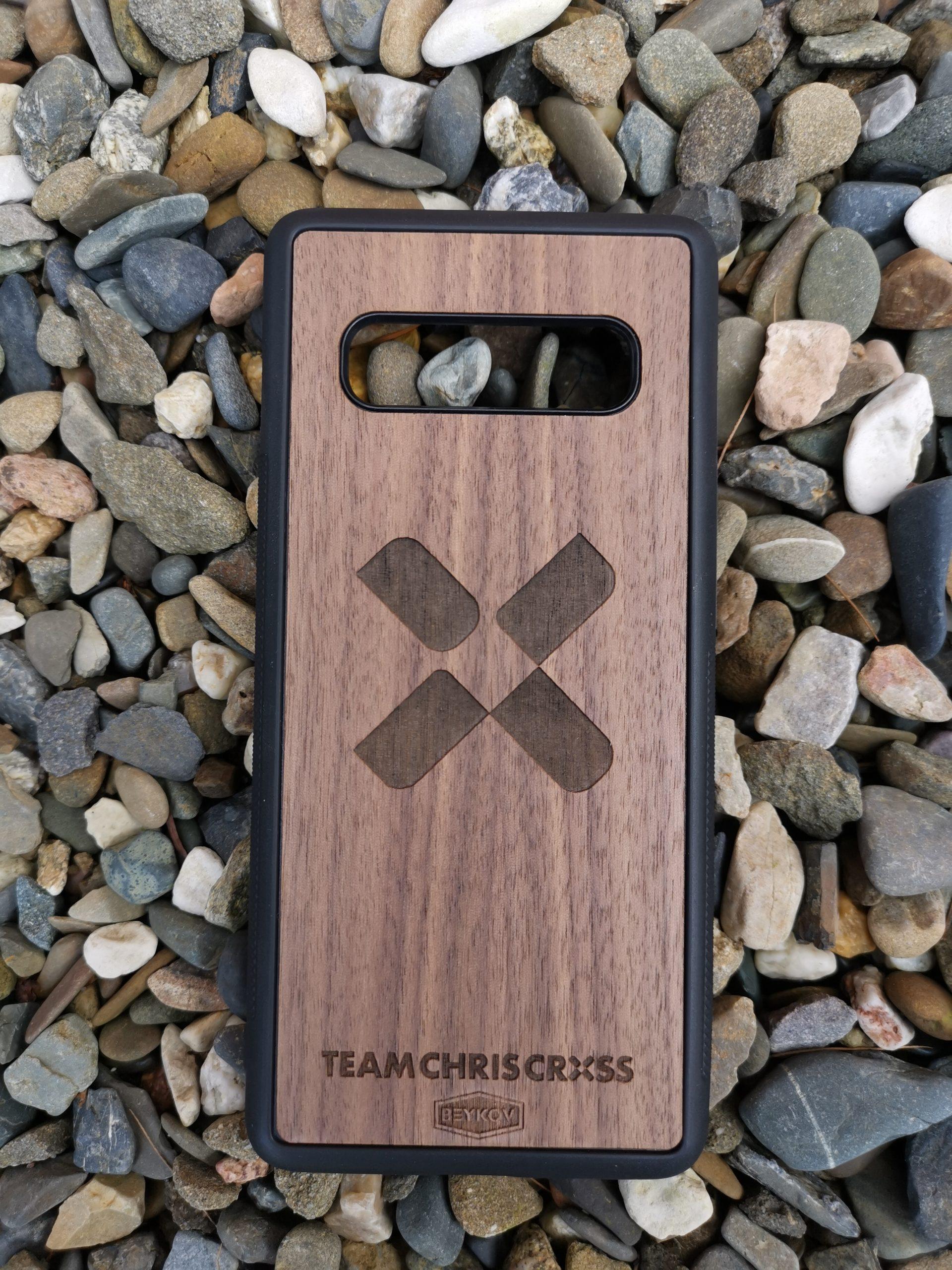 TCC Handy Schutzcase Holz