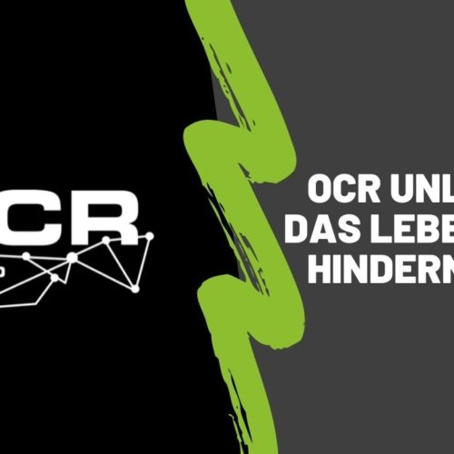 OCR unlimited: Das Leben ist ein Hindernislauf