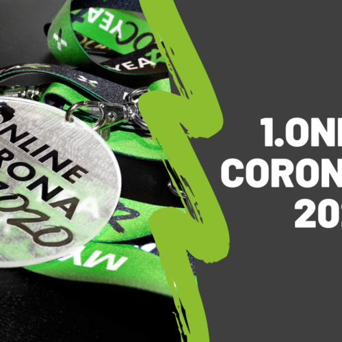 1.Online Corona Run 2020