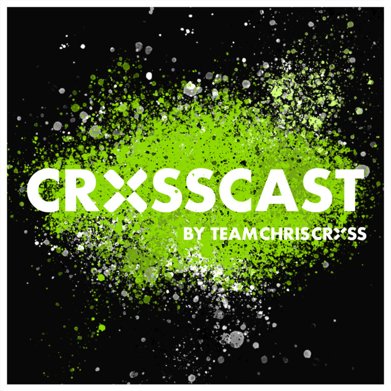 OCR CrossCast Cover, der Podcast powered by Team Chris Cross teamchriscross