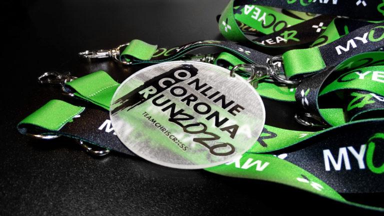 Online Corona Run 2020