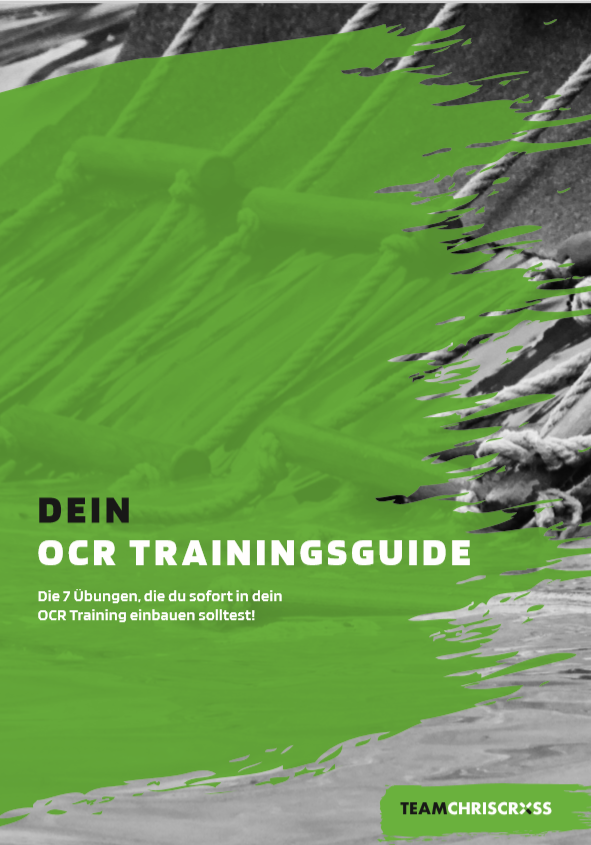 Hindernislauf Trainingsguide