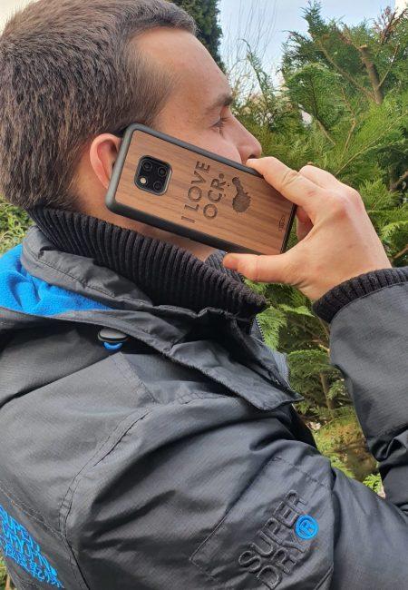 I Love OCR Handyhülle Huawei