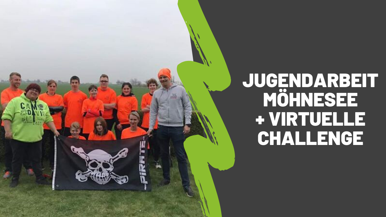 OCR Jugendarbeit Möhnesee + Virtuelle Challenge
