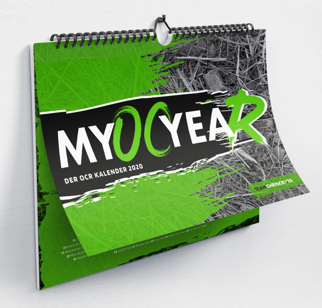 OCR Kalender 2020 - myOCyeaR