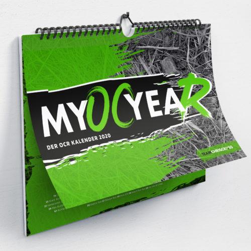 OCR Kalender 2020 – myOCyeaR