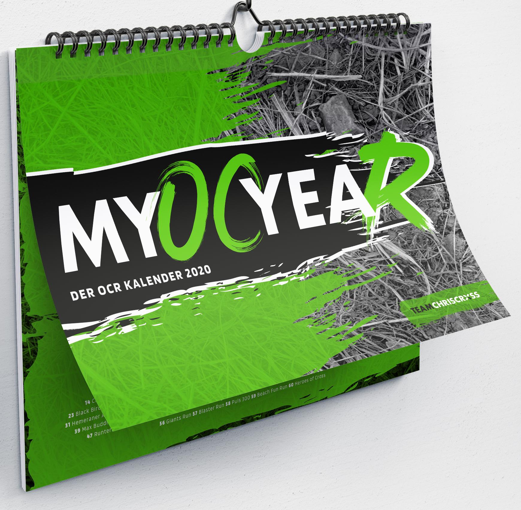 myOCyeaR Der OCR Kalender: Hindernislauf Termine