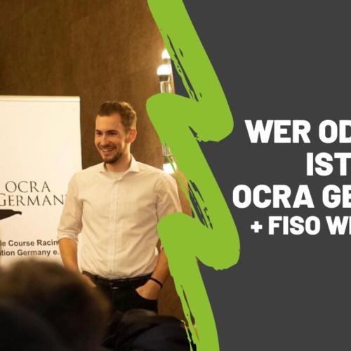 Wer oder was ist die OCRA Germany?