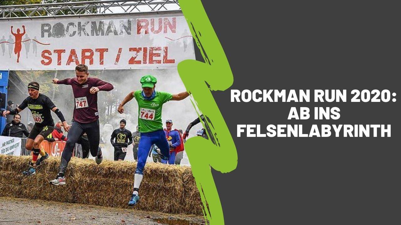 Rockman Run 2020: Ab ins Felsenlabyrinth